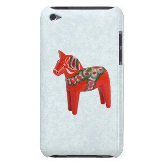Swedish Dala Horse  Folk Art Case-Mate iPod Touch Case
