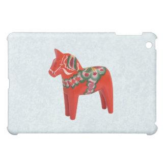 Swedish Dala Horse  Folk Art iPad Mini Case