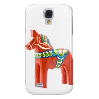 Swedish Dala Horse iPhone Case