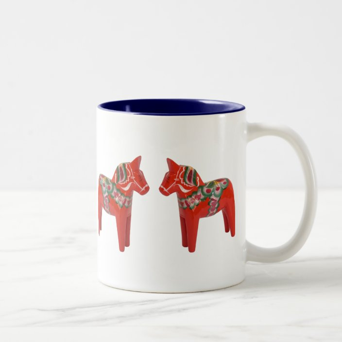 Dala Animal and Heart Cup