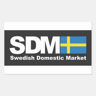 Swedish Domestic Market sticker
