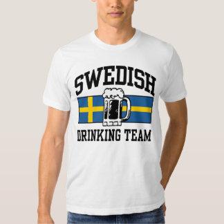 Swedish Drinking Team Shirt
