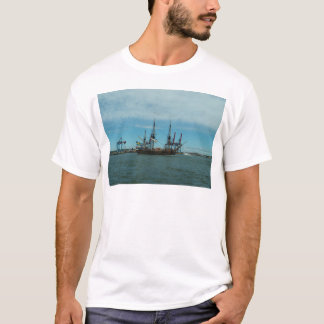 Swedish Easindiaman In Goteborg T-Shirt