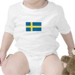 Swedish Flag Bodysuit