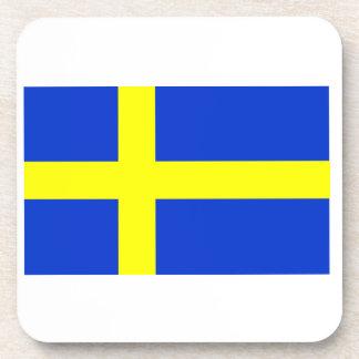 Swedish Flag Coaster