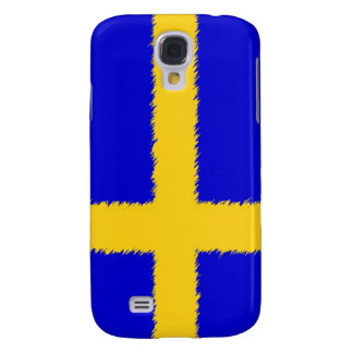 Swedish Flag Galaxy S4 Cover