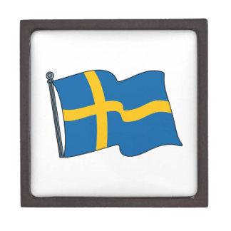 Swedish Flag Gift Box