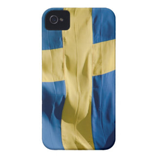Swedish flag iPhone 4 case