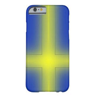Swedish Flag iPhone 6 Case