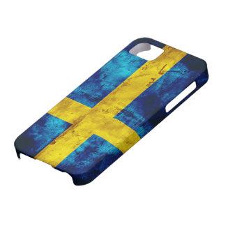 Swedish Flag iPhone SE/5/5s Case
