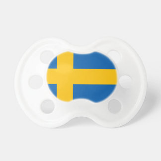 Swedish Flag Pacifier