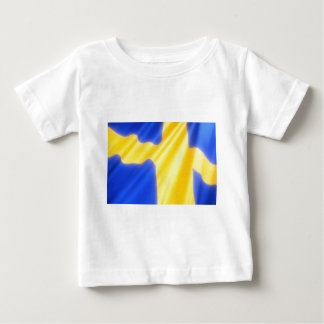 SWEDISH FLAG SHIRT