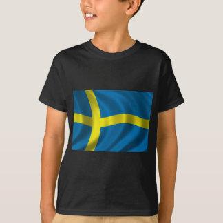 Swedish Flag T-Shirt