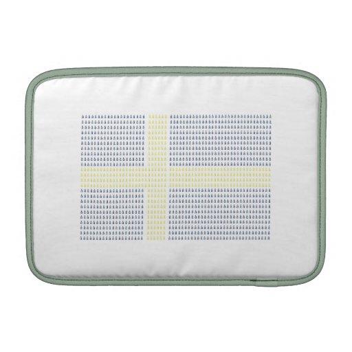 Swedish Flag w å - iPad Sleeve (Sverige)