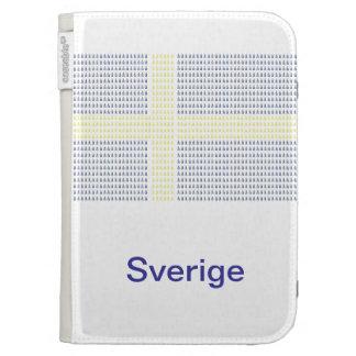 Swedish Flag w å - Kindle Case (Sverige)
