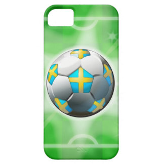 Swedish Football / Soccer iPhone 5 Case