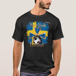 Swedish Football Spice Men's Colored T-Shirt