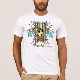 Swedish Gold Soccer Men's T-Shirt