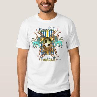 Swedish Gold Soccer Men's Tee