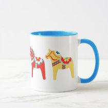 Swedish Horses Mug