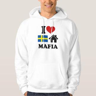 Swedish House Music Hooded Sweatshirt