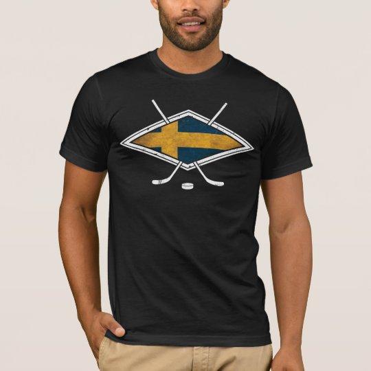 Swedish Ice Hockey Logo T-Shirt
