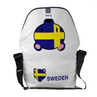 Swedish Kuma-chan Messenger Bag