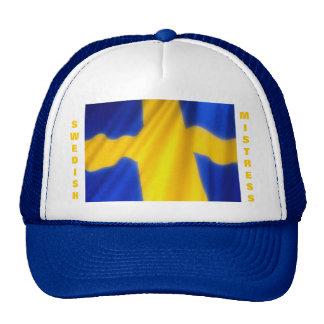 SWEDISH MISTRESS TRUCKER HAT