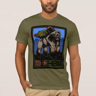Swedish Mountain Gorilla, cokes T-Shirt