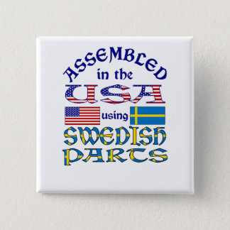 Swedish Parts Button