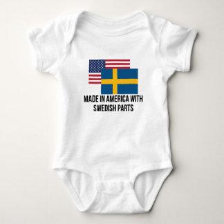 Swedish Parts Tee Shirt