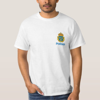 Swedish Police T-Shirt