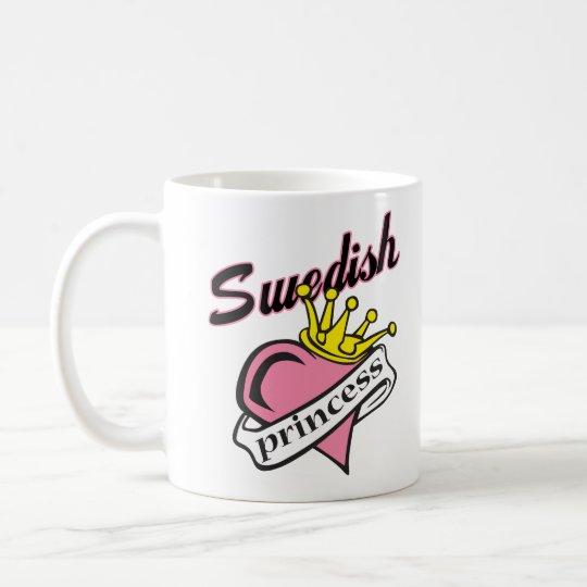 Swedish Princess Coffee Mug