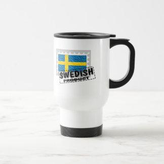 Swedish product coffee mugs