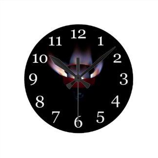 Swedish Roarer Pressure Stove Clock