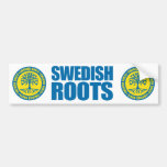 Swedish Roots Bumper Stickers