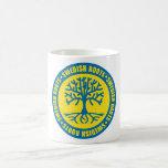 Swedish Roots Classic White Coffee Mug