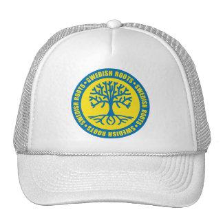 Swedish Roots Trucker Hat