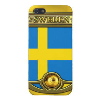 Swedish Soccer Cover For iPhone SE/5/5s