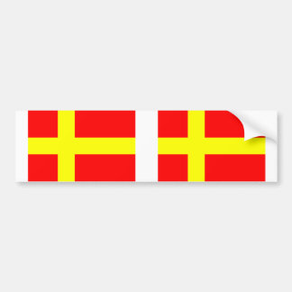 Swedish Speaking Finns, Finland Car Bumper Sticker