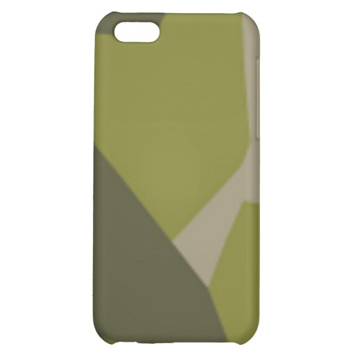 Swedish Splinter Camo iPhone 5C Cases