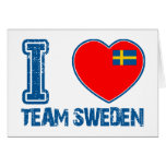 SWEDISH sport designs Cards