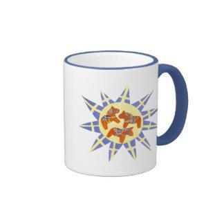 Swedish Sunburst Mug