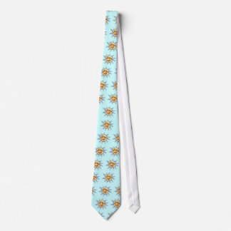 Swedish Sunburst Tie