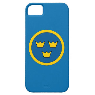 Swedish Three Crowns Flygvapnet iPhone 5 Covers