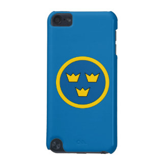 Swedish Three Crowns Flygvapnet iPod Touch (5th Generation) Cover