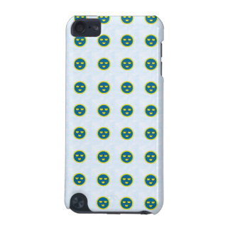 Swedish Three Crowns Tile Pattern iPod Touch 5G Cover