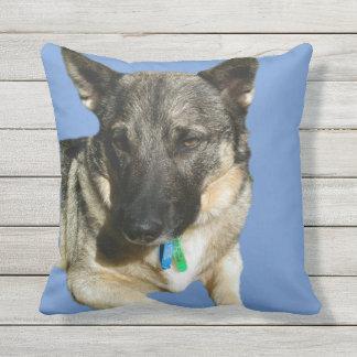 Swedish Vallhund cushion