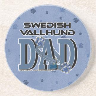 Swedish Vallhund DAD Coasters