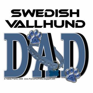 Swedish Vallhund DAD Acrylic Cut Outs